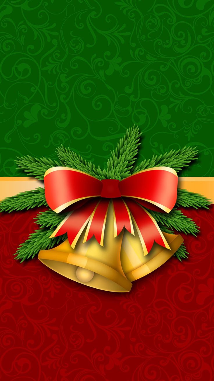 25  best ideas about christmas phone wallpaper on