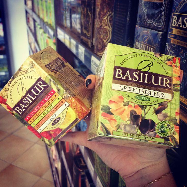 Który smak wybierzecie na ten skwar za oknem? 😎☕️😎  #Ceylon  #tea #teatime #tearoom #basilurpoland #basilur #basilurtea #tealife #teabag #teabags #tealover #herbata  #czasnazmiany #instatea #czasnaherbate #glutenfree #gmofree #srilanka #teaparty #premiumtea #teamaniac