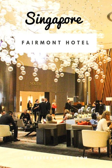 The Fairmont Hotel Singapore offers 5 star luxury in the heart of Singapore, close to shopping, restaurants and the best iconic sights.