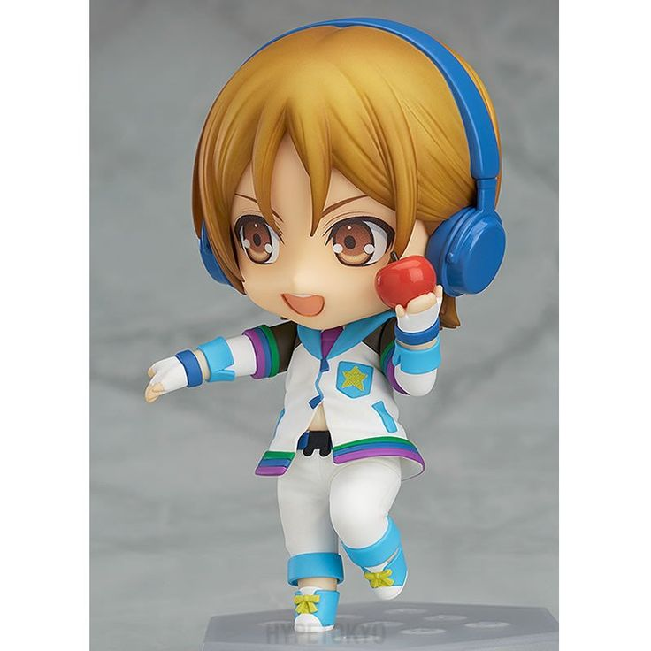 KING OF PRISM by PrettyRhythm Nendoroid Co-de : Hiro Hayami