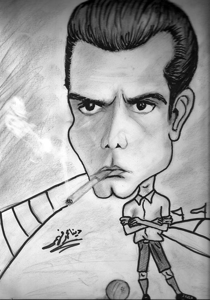 saleh selim caricature