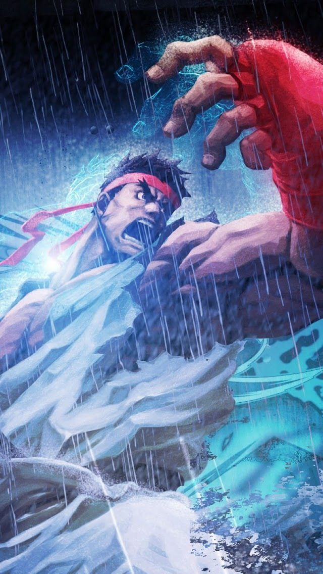 Street fighter - #Ryu - Street fighter X Tekken - #SFXTK