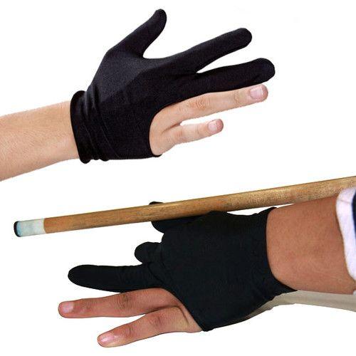 Billiard pool gloves