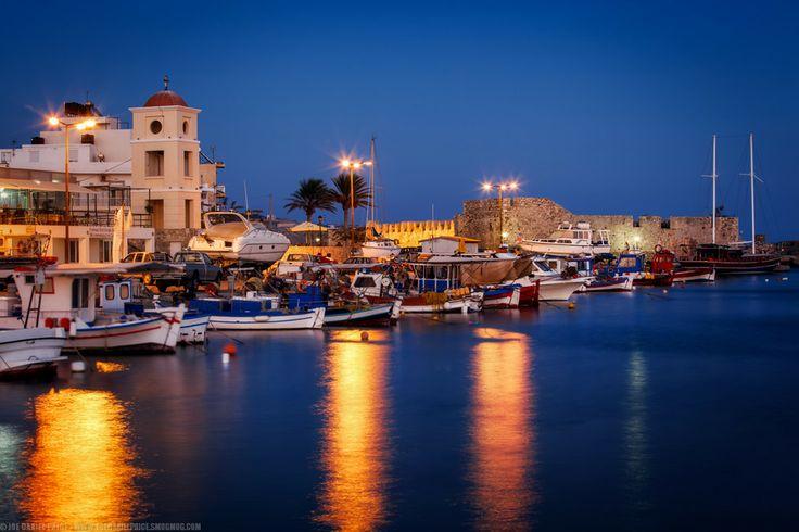 The Harbour at Ierapetra, Crete, Greece   #Ierapetra #Crete #Lasithi #Greece #Harbour #Boats #Sea #IncredibleCrete #IncredibleIerapetra