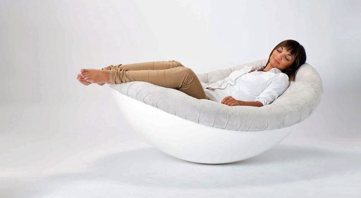 Furniture:Awesome Odu Daybed With Rocking Daybed Or Sweet Lounge Chair Or Charming Daybed With White Color Its Modern Daybed With Combination Rocker Chairs Its Attractive And Cute Rocker Chairs And Daybed Attractive also Cute Combination Rocker and Daybed to be put in Your Homes
