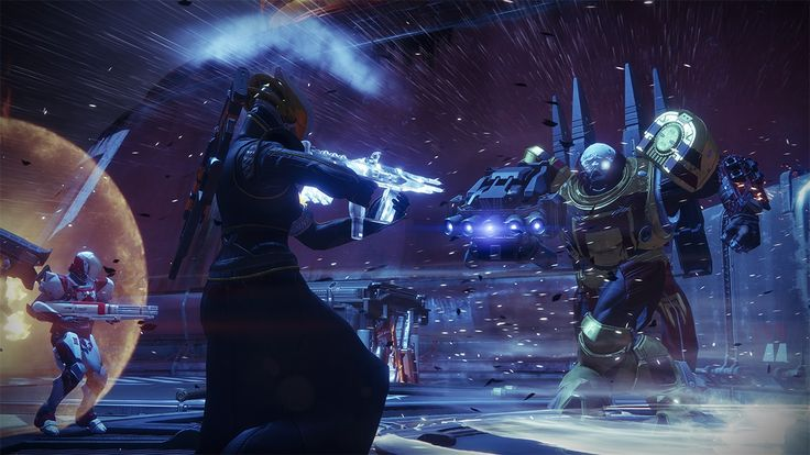 PC GamerHow Bungie plans to make Destiny 2 on PC legit on day one PC GamerBungie s David Shaw talks to us about how Destiny 2 on PC will be different than the console version. Shares. Earlier today, Bungie finally tore the veil off Destiny 2, the long-awaited sequel to its shooter-MMO. The game s hour-long reveal event ...Destiny 2 PC Release Date Isn t Set; Here Are The Default Keyboard And Mouse ControlsGameSpotDestiny 2 won t come to PCs until