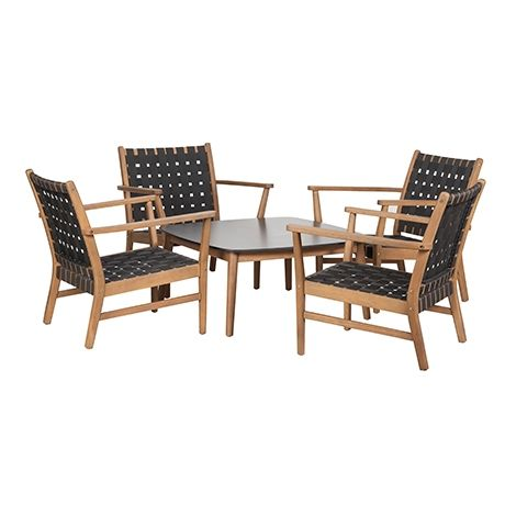 Marple 5 Piece Outdoor Package | Freedom Furniture and Homewares