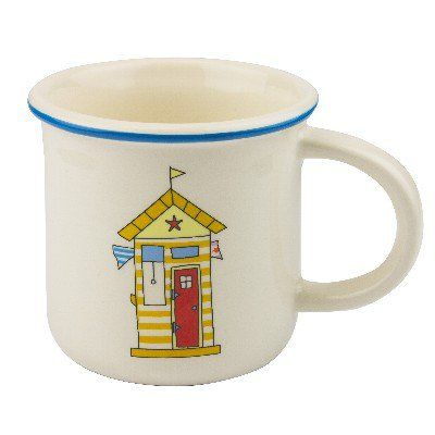 NA 52518 - Tazza (Mug) in ceramica - Cabine da spiaggia