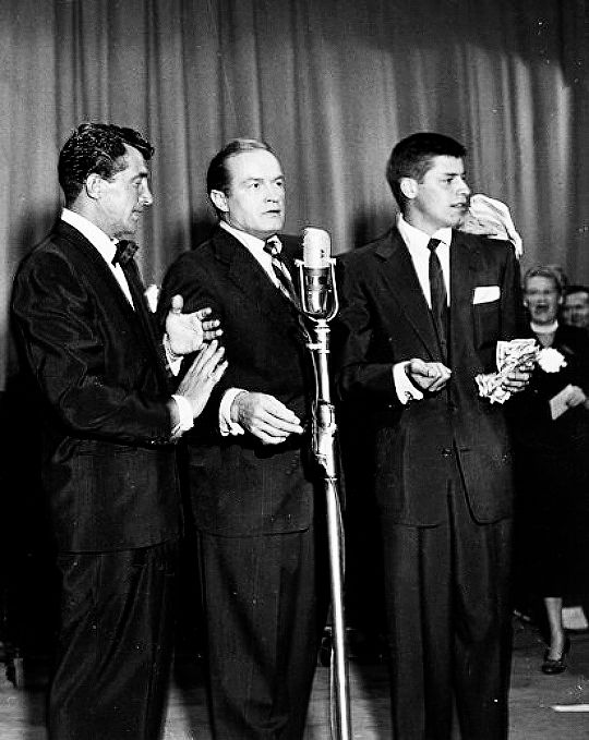 """""""Dean Martin, Bob Hope and Jerry Lewis / """"AS1966"""