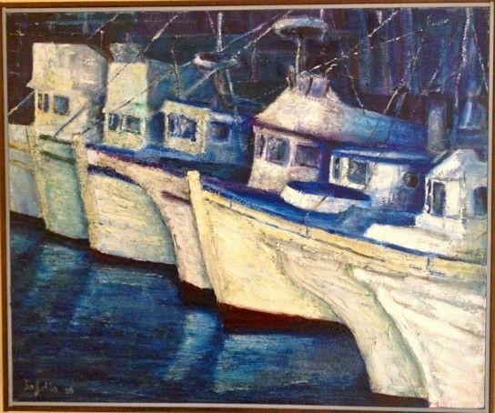 Fishermans Cheap Seafood Wharf