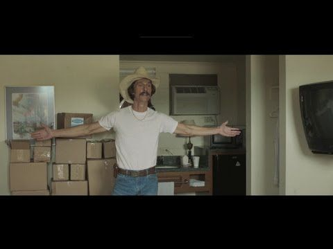 Dallas Buyers Club - Official Trailer - YouTube