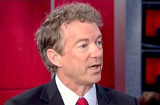 Rand Paul: ISIS Exists Because of GOP Hawks