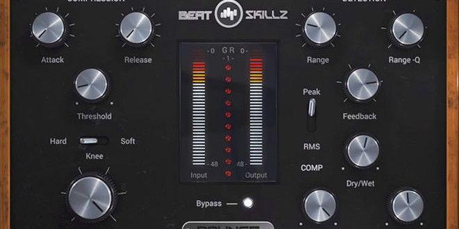 BOUNCE VST/AU Compressor Plugin Released by BeatSkillz