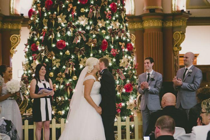Husband and Wife - Finally!