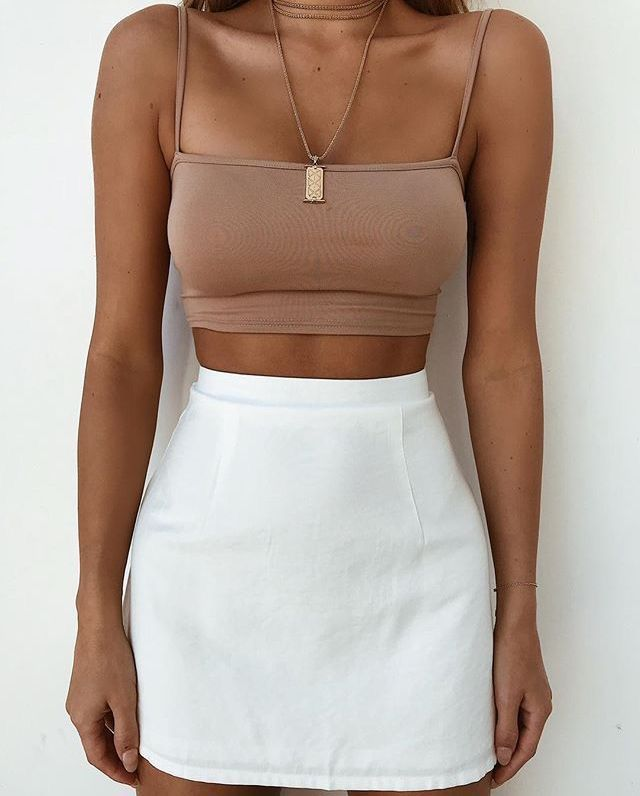 simple chic two piece 2