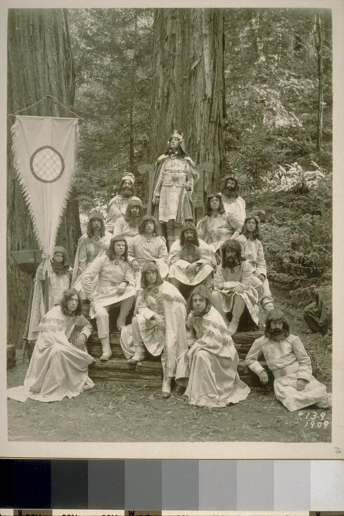 metaphysicalultrasound:    BOHEMIAN GROVE (20601 Bohemian Avenue, in Monte Rio, California)    Bohemian  grove is a campground belonging to a private San Francisco-based men's art club known as the Bohemian Club. In mid-July each year, Bohemian Grove hosts a two-week, three-weekend encampment of some of the most powerful men in the world.    http://en.wikipedia.org/wiki/Bohemian_Grove