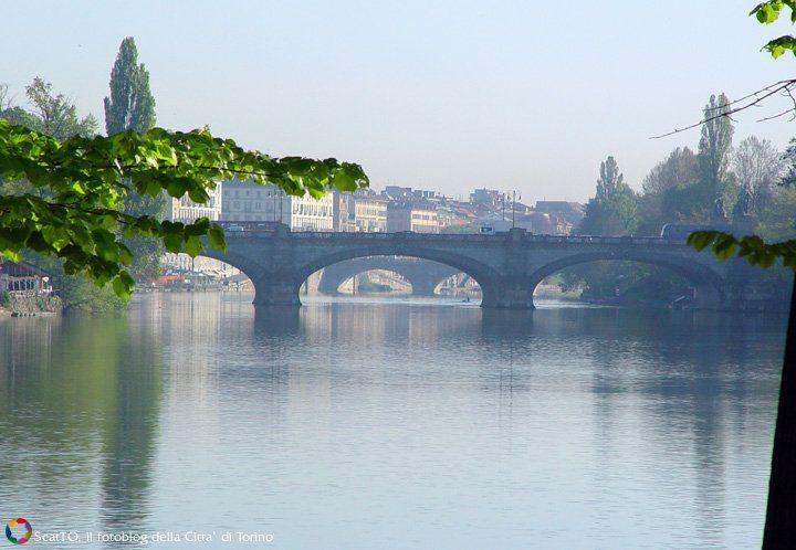 I ponti Umberto I e Vittorio Emanuele I