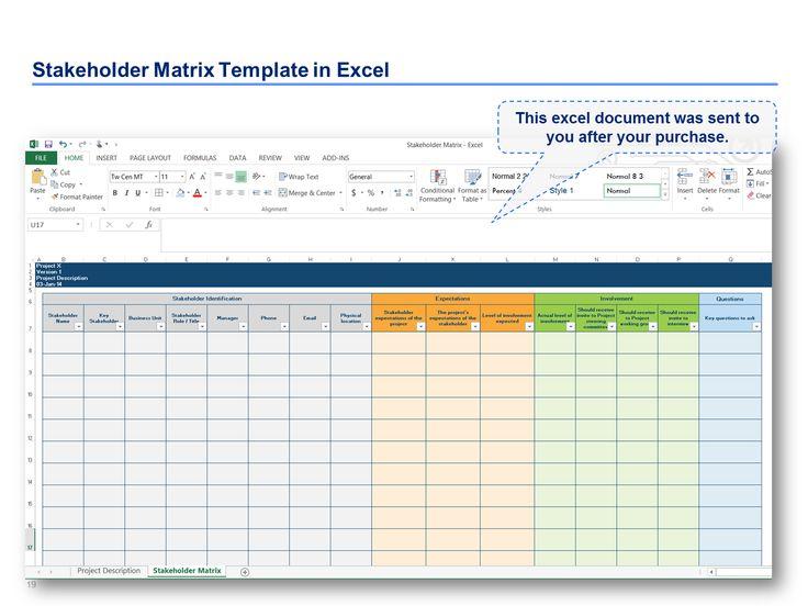Post Merger Integration Framework Excel templates