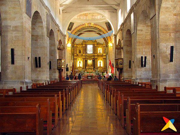 Catedral de Monguí