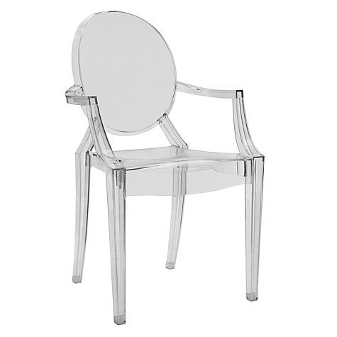 starck ghost chair - Google Search