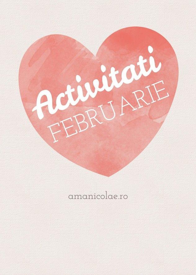 activitati februarie