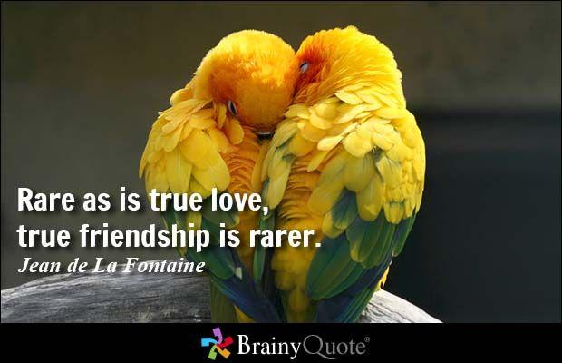 Friendship Quotes Love Pinterest