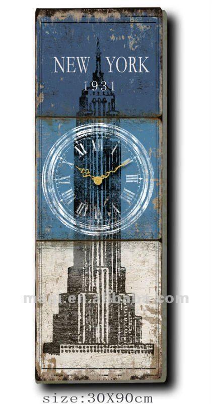 relojes vintage de pared - Buscar con Google