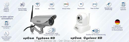 Wellness und Gesundheit: Überwachungskamera (Webcam) kombiniert 30 Top-Mode...