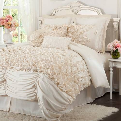 over the top chic bedding master bedroom bedding we just got lush decor lucia comforter set