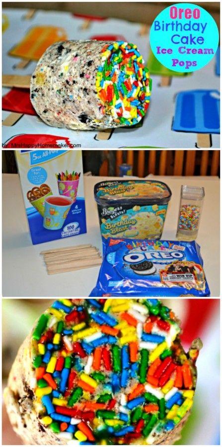 The 25 best Birthday cake milkshake ideas on Pinterest
