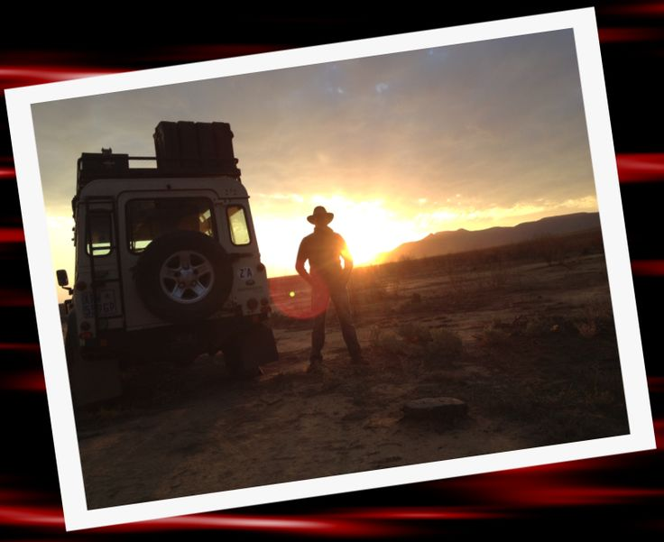 #MeTime #LaysSouthAfrica Landrover time in SA remote areas