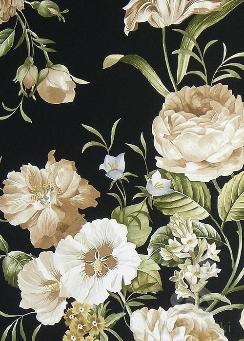 Floral: Floral Prints, Iphone Wallpaper, Pattern, Wallpapers, Botanical, Flowers
