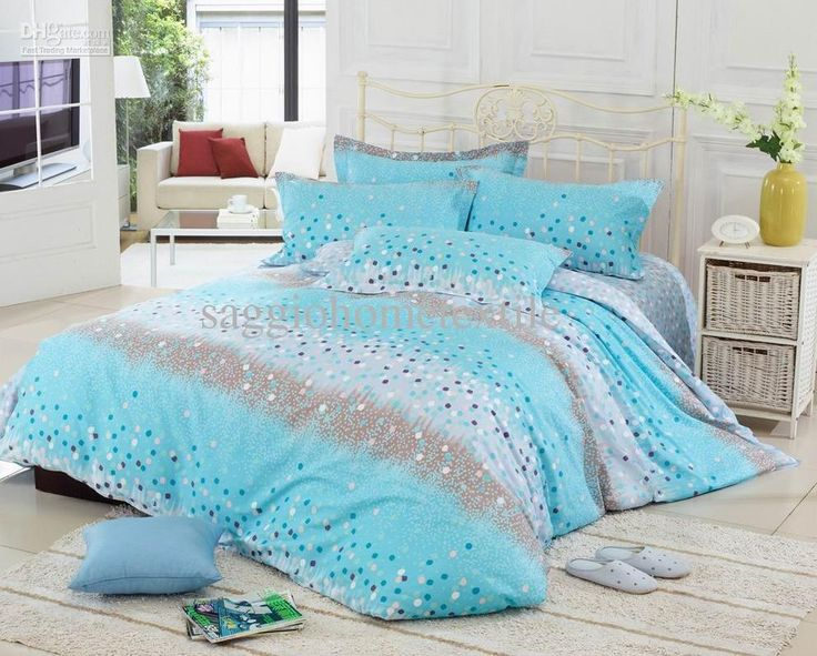ikea twin bed comforter sets cheap bedding cotton beautiful soft full size linens blue set spots hot sale for adults target