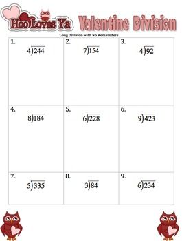 Best Long Division Images On   Long Division