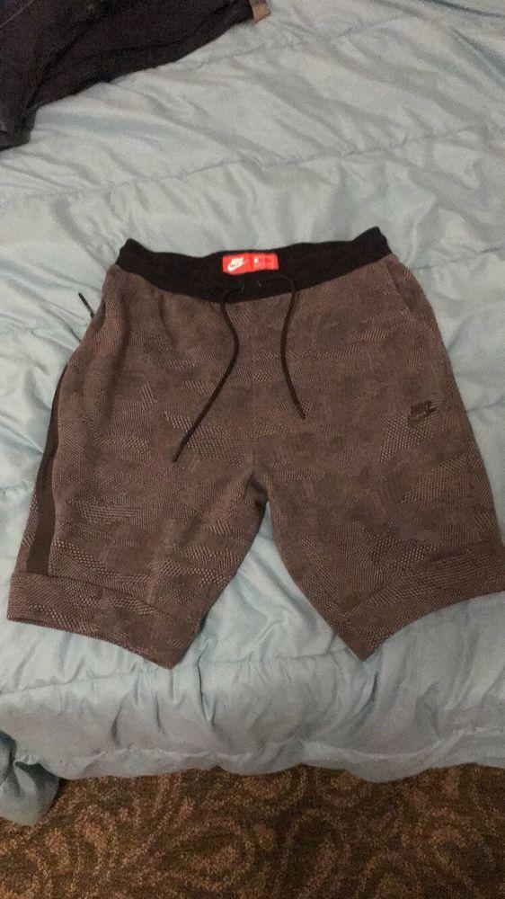 4e950a2ccfae Men s Nike Sportswear Tech Fleece Shorts Carbon Black Size Medium  fashion   clothing  shoes  accessories  mensclothing  shorts (ebay link)
