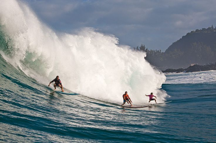 """The Eddie is officially a """"No Go"""" for this week http://quiksilver.com/eddie"""
