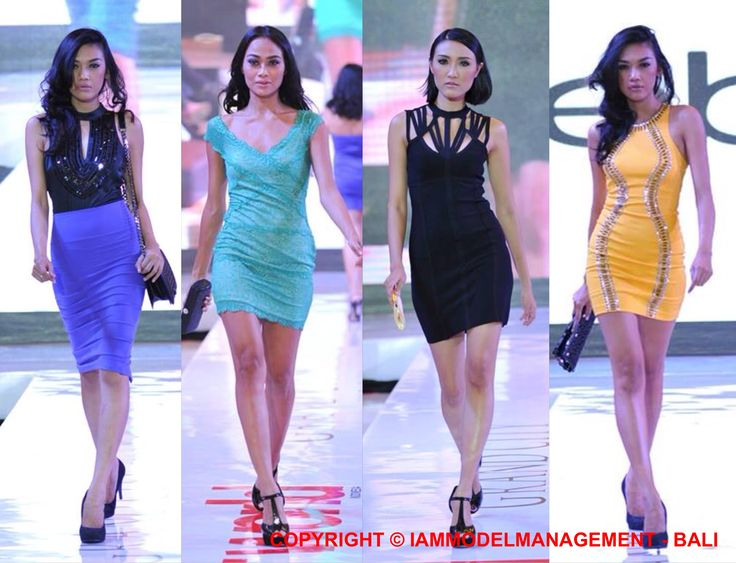 I AM Model Management for BEBE  at HERWORLD SURABAYA FASHION FESTIVAL 2013 (Grand City Mall-Surabaya)