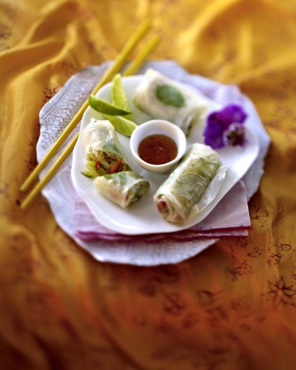 Unser beliebtes Rezept für Vietnamesische Frühlingsrollen mit Glasnudelsalat (Komplettthema vegane Asiaküche) und mehr als 55.000 weitere kostenlose Rezepte auf LECKER.de.