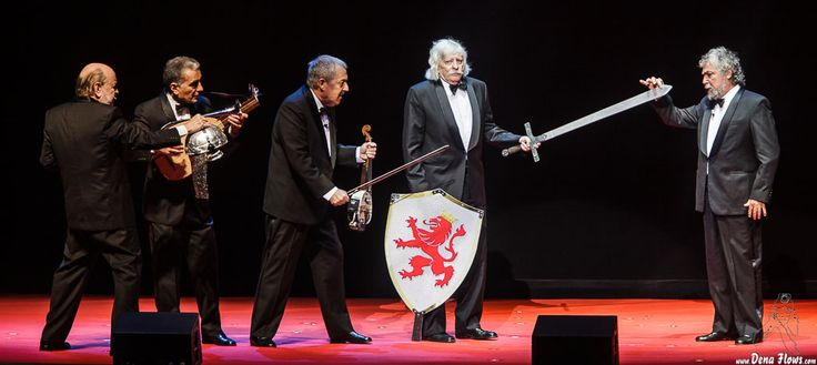 Les Luthiers - Lutherapia video completo