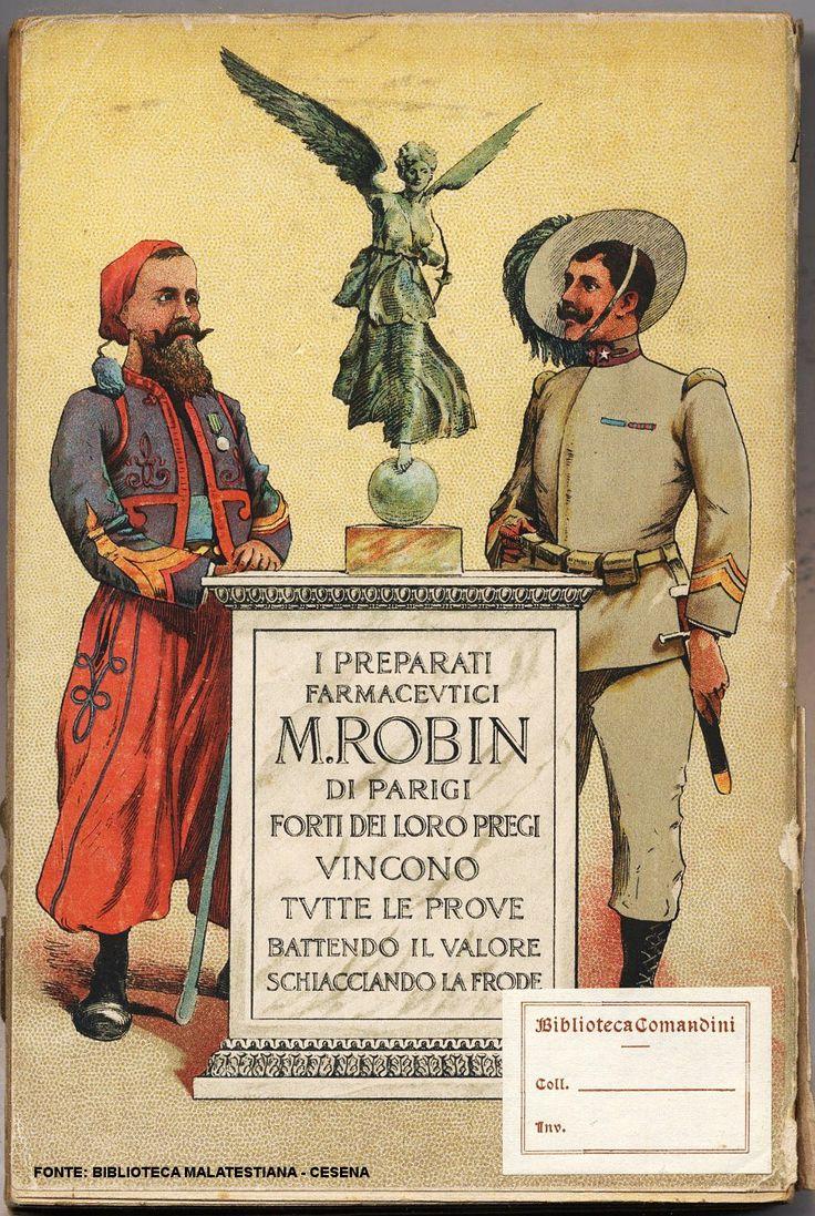 Farmaci Robin, 1916 #drug