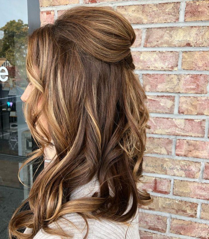 Hairstyles Prom Medium Length Hair Quick Hair Hairstyle Hairstyles Length Medium Prom Quick Prom Hair Medium Medium Long Hair Girls Hairstyles Easy