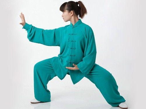 Tai Chi Clothing, Flax Tai Chi Clothing, Pink Tai Chi Clothing, Tai Chi Clothing for Woman, Tai Chi Uniform, Chinese Tai Chi Clothing, Chinese Tai Chi Uniform, Tai Chi Casual Clothing @ ICNbuys.com #tai chi uniforms