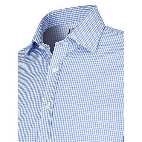 Buy Thomas Pink Gingham Check Shirt Online at johnlewis.com