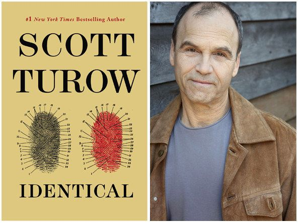 Scott Turow's 'Identical' has Greek myth proportions