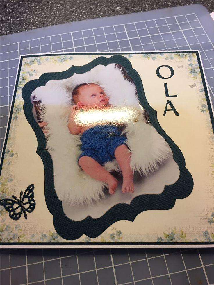 Kort til Ola