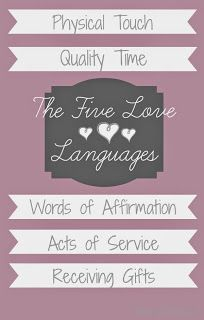 Smocks & Sprinkles: Showing your kids you love them in their love language