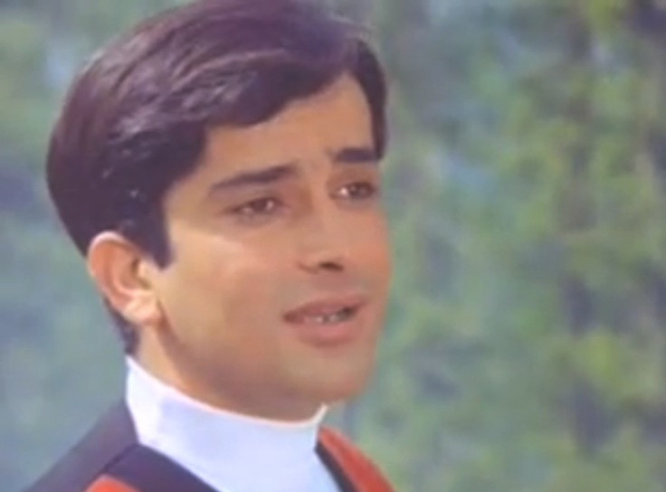 Shashi Kapoor is perfect.