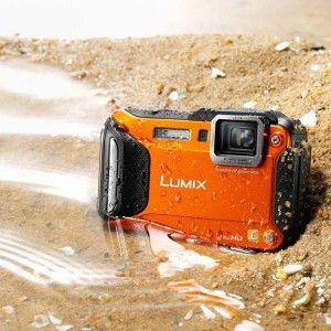 Panasonic Lumix FT5 – Best Compact Camera 2013