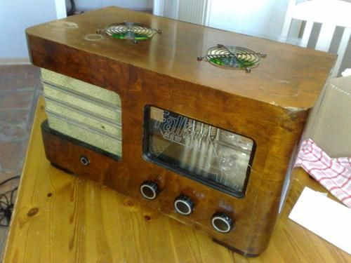 Wood Computer Case Made To Look Like The Radio From A Video Game Called  Fallout 3. | Wood And Computers | Pinterest | Game Calls, Fallout And Video  Games