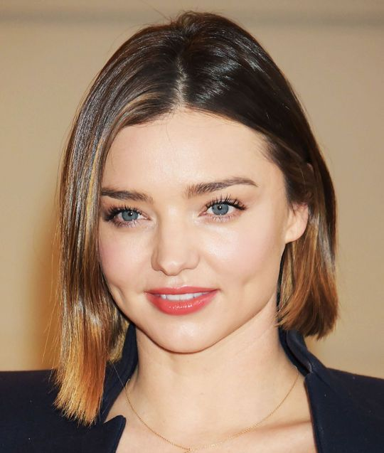 Miranda Kerr Chopped Off Her Hair! See Her Short New Cut